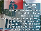 COA taxes