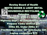 WHITE GOODS & LIGHT METAL RECYCLING