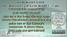 RPL Genealogy