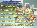 library summerChildrenBookCoversRowley Public Library Children's Activities; ; All programs Free &...
