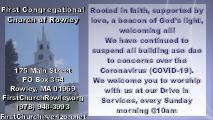 2020-08-31 Congregational Church